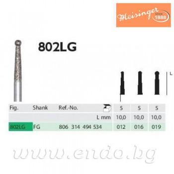 Диамантено Борче 802 LG MEISINGER - MEISINGER