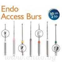 Ендодонтски Твърдосплавни Борери / Endo Access Burs MEISINGER