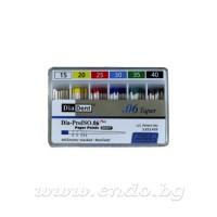 Хартиени щифтове с Тейпър 06 DiaDent