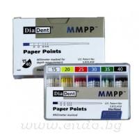 Хартиени щифтове  DiaDent