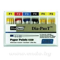Хартиени щифтове ProTaper DiaDent
