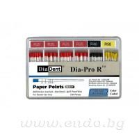 Хартиени щифтове RECIPROC    DiaDent