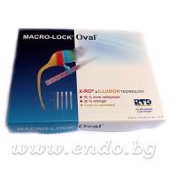 Фибро Щифтове Macro - Lock OVAL Refill, RTD