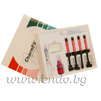 CharmFil Plus Kit - Dentkist - композитен комплект