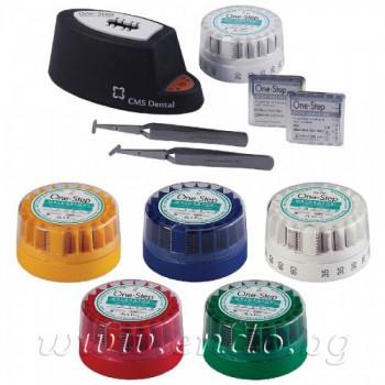 Обтуратори Комплект One-Step Delux Gold Оbturators   CMS Dental - CMS Dental