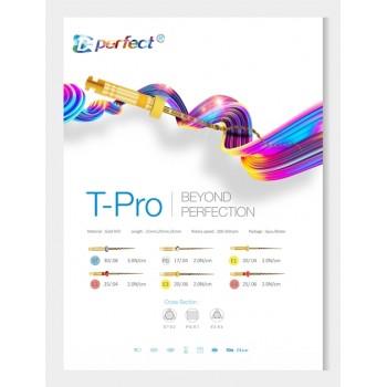 Никел - Титаниеви Пили Система T-PRO NiTi - Perfect