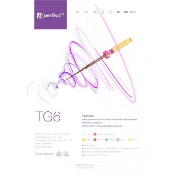 Ротативни Никел - Титаниеви Пили Система TG-6 Topmost Gold  Perfect