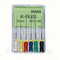 К - Пила / K-File  MANI