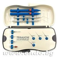 TFRK Комплект за отстраняване на счупени инструменти на д-р Тераучи
